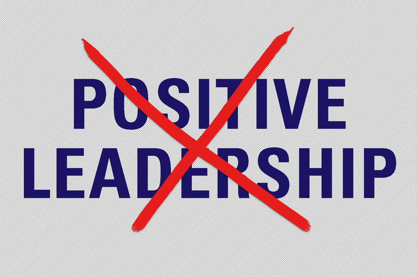 What Positive Leadership is Not